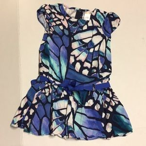 Butterfly Wing Dress